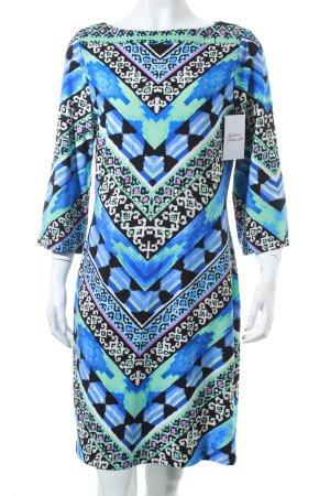 Belk Kleid abstraktes Muster extravaganter Stil