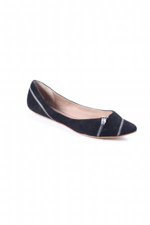 Belle by Sigerson Morrisson Bailarinas negro look casual
