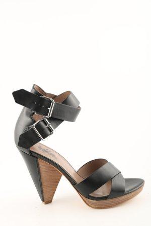 Belle by Sigerson Morrisson Platform Pumps black casual look