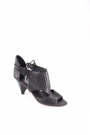 Belle by Sigerson Morrisson Sandalo con cinturino e tacco alto nero