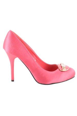 Belle Women High Heels pink Elegant