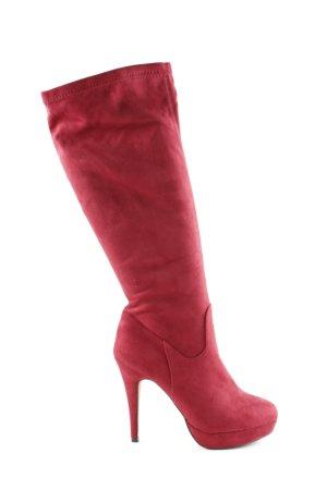 Belle Women High Heels red casual look