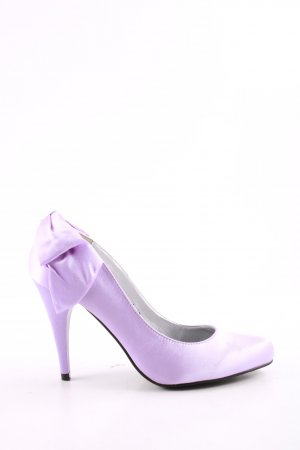 Belle Women High Heels lilac elegant