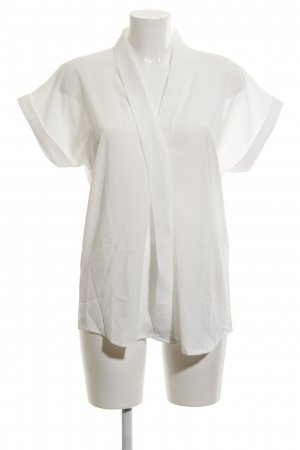 Bellybutton Blouse met korte mouwen wit-wolwit Beach-look