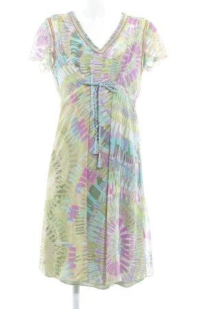 Bellybutton Shortsleeve Dress floral pattern romantic style