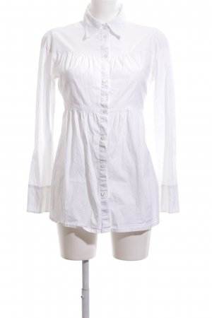 Bellybutton Long Blouse white business style
