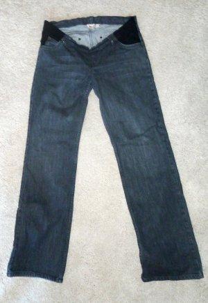 BELLYBUTTON Schwangerschafts-Jeans in schwarz Größe 42
