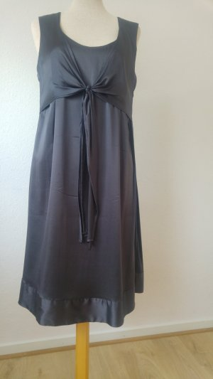 Bellybutton A Line Dress anthracite silk