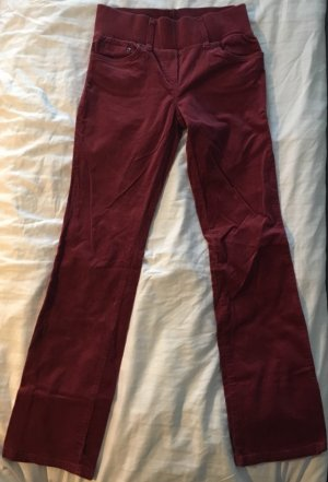 Bellybutton Corduroy Trousers dark red