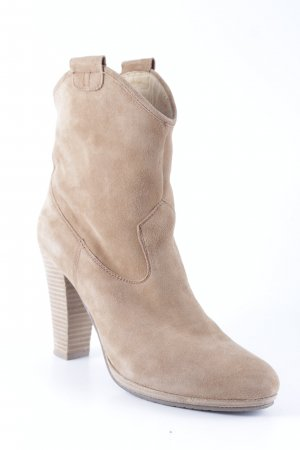 Belmondo Ankle Boots camel Casual-Look