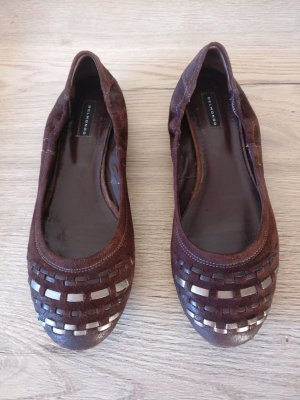 Belmondo Ballerinas dark brown
