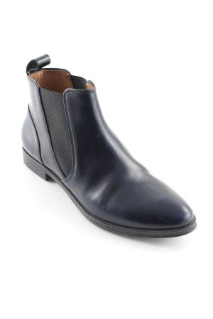 Belmondo Chelsea Boots schwarz klassischer Stil