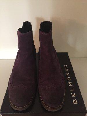 Belmondo Chelsea Boots violett