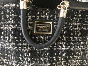 BELMONDO Handtasche in Bouclé Optik