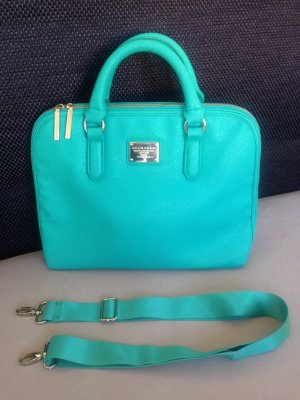 Belmondo Carry Bag turquoise synthetic