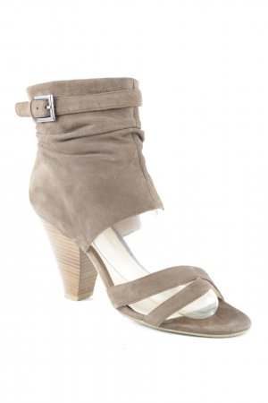 Belmondo High Heel Sandal brown elegant