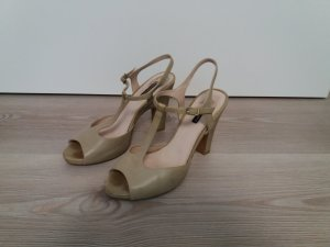 Belmondo High Heels oatmeal