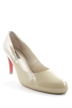Belmondo High Heels beige Elegant