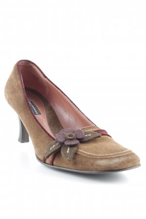 Belmondo High Heels hellbraun Casual-Look
