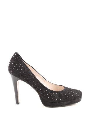 Belmondo High Heels schwarz Elegant