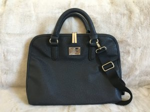 Belmondo Carry Bag black imitation leather