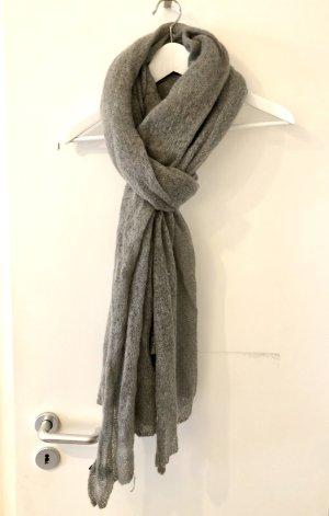 Belmondo Écharpe en laine gris