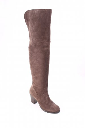 Belmondo Overknees dark brown simple style