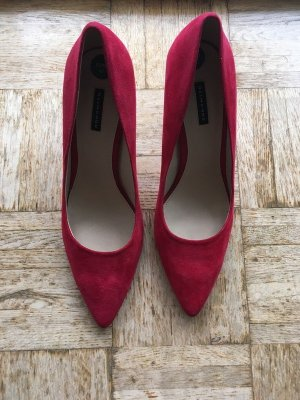 BELMONDO Pumps Gr. 42 in Rot