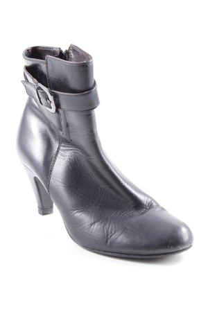 Belmondo Reißverschluss-Stiefeletten schwarz Elegant