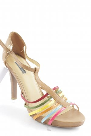 Belmondo Strapped pumps multicolored casual look