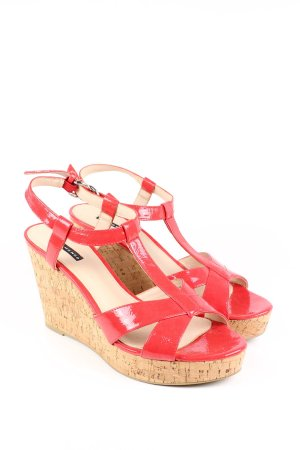 Belmondo Shoes sand brown-red