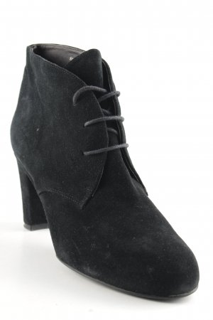 Belmondo Slip-on Booties black simple style