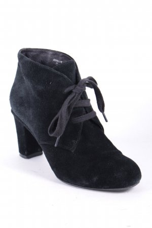 Belmondo Schnür-Stiefeletten schwarz Eleganz-Look