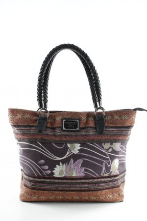 Belmondo Shopper abstraktes Muster Gypsy-Look
