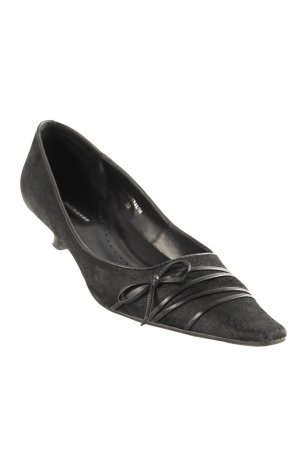 Belmondo Pointed Toe Pumps black casual look