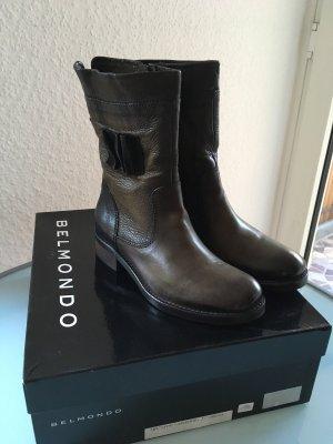 Belmondo Stiefeletten Boots Gr. 37 wie 38 NEU