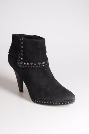 Belmondo Booties black-anthracite