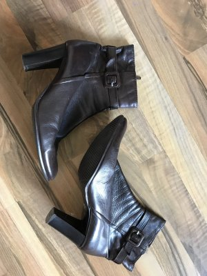 Belmondo Booties dark brown