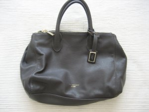Belmondo Handbag grey brown