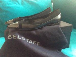 Belstaff Ballerina (britische Luxusmarke),  Gr. 37, Hochwertiges Leder, NEU!