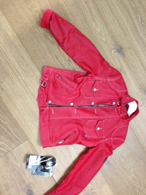 Belstaff Blusón rojo ladrillo
