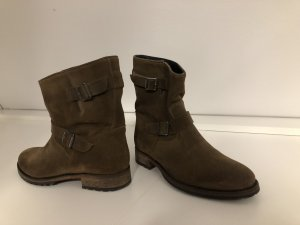 Belstaff Boots multicolored suede