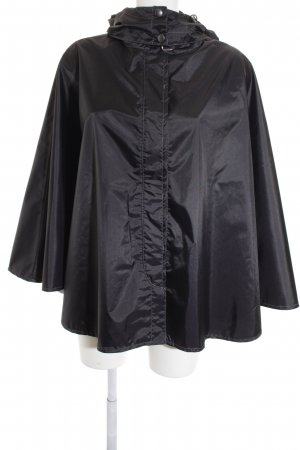Belstaff Cape black athletic style