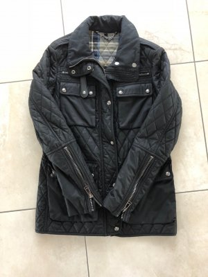 Belstaff Between-Seasons Jacket black cotton