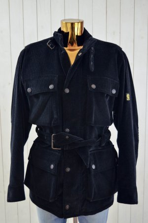 Belstaff Jacket black cotton
