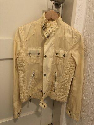 Belstaff Biker Jacket primrose-pale yellow