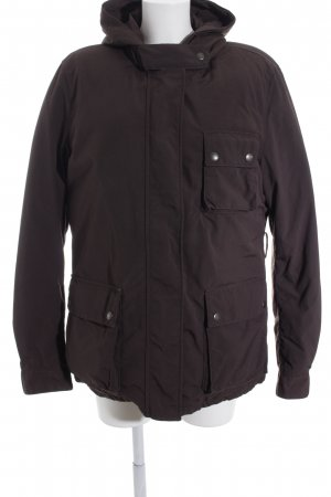 Belstaff Down Jacket brown-dark brown casual look