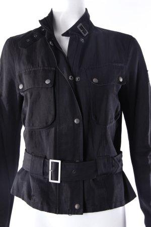 Belstaff Fieldjacket schwarz