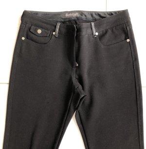 Belstaff Drainpipe Trousers black