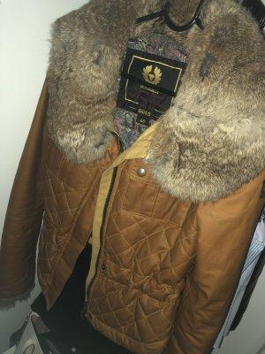 Belstaff Winter Jacket bronze-colored-light orange
